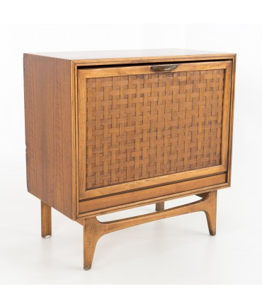 Lane Perception Mid Century Record Cabinet