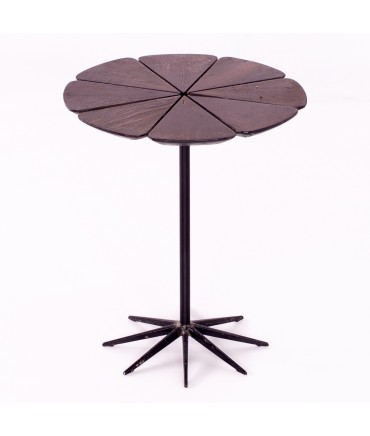 Richard Schultz for Knoll Mid Century Petal Side End Table
