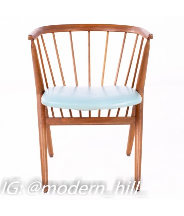 Helge Sibast George Tanier Selection for Sibast Møbler No. 8 Teak Dining Chairs - Set of 4