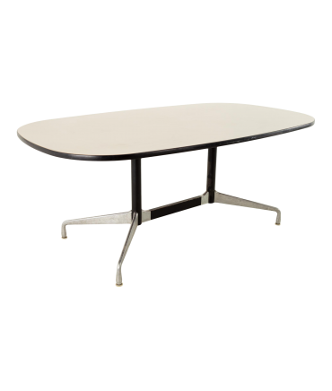 Charles and Ray Eames for Herman Miller Aluminum Group Mid Century Conference Table