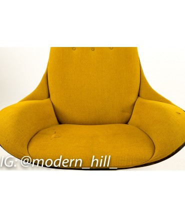 Plycraft Captain Kirk Lounge Chair