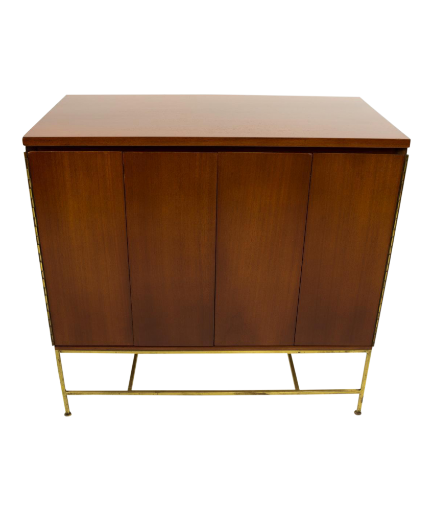 Sympathisch Sideboard Modern Dekoration Von Paul Mccobb For Calvin Walnut And Brass