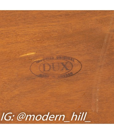 """Folke Ohlsson for Dux """"Frisco"""" Mid Century Side End Table"""