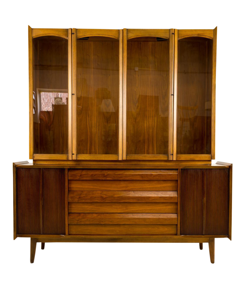 Lane 1st Edition Sideboard China Cabinet