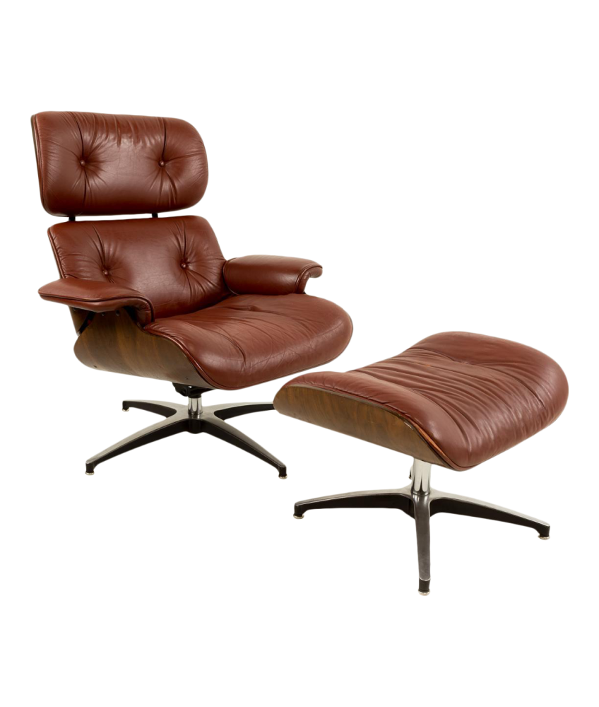 Cool Plycraft Eames Style Lounge Chair And Ottoman Pdpeps Interior Chair Design Pdpepsorg
