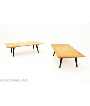 Paul McCobb For Planner Group Mid Century Stands