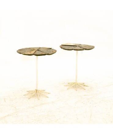 Richard Schultz for Knoll Petal Side Tables - Pair