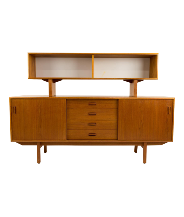 Clausen and Son Teak Sideboard & Hutch
