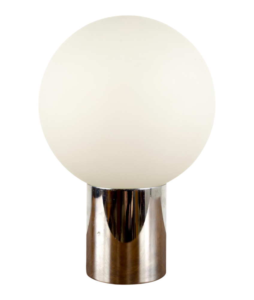 Robert Sonneman Globe Table Lamp