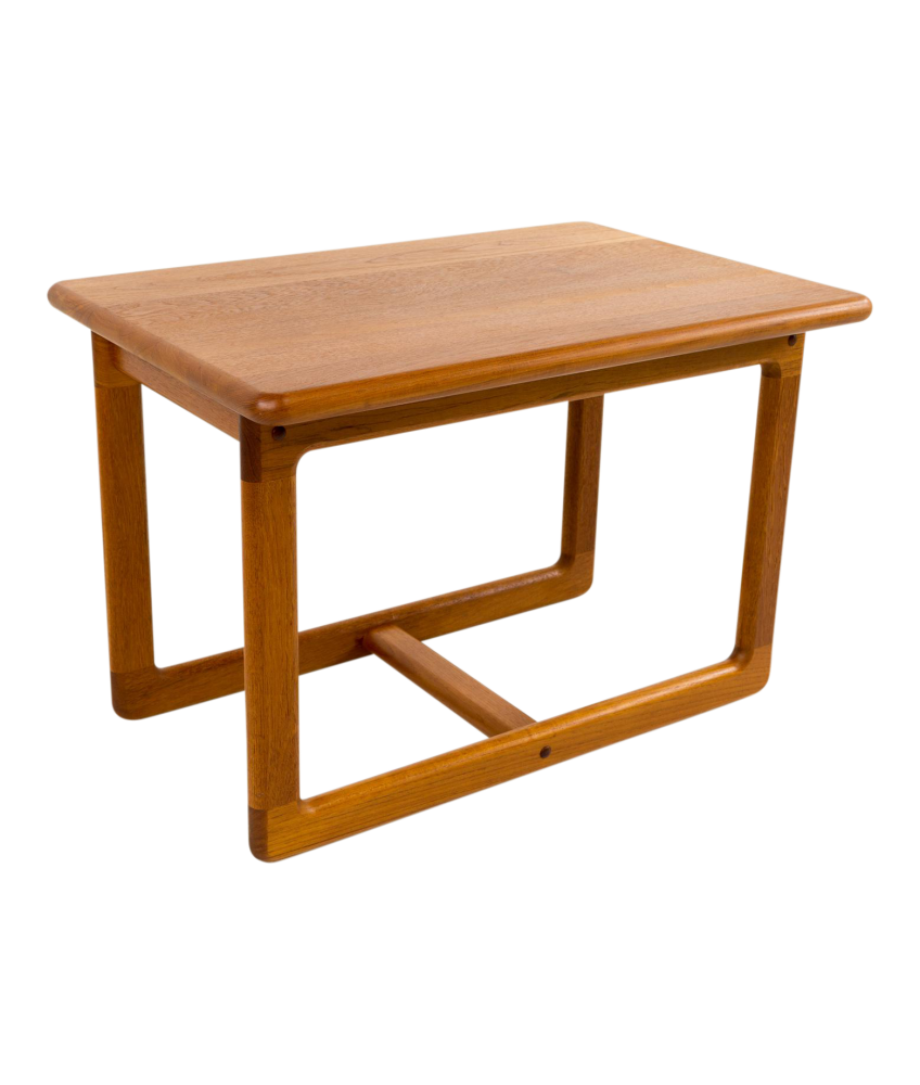 Mid-Century Teak End Table