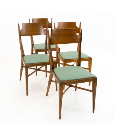 Paul McCobb Mid Century Connoisseur Dining Chairs - Set of 4