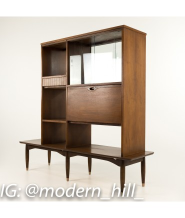 Mid Century Room Divider >> Mainline By Hooker Mid Century Room Divider