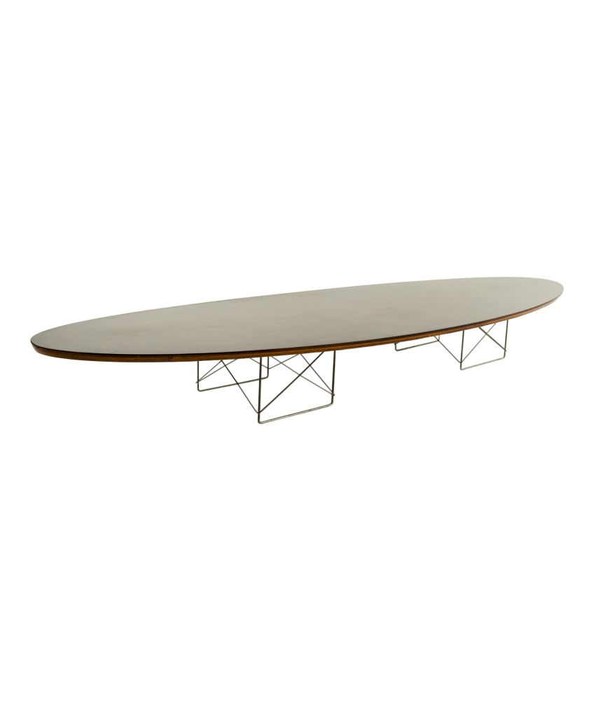 Early Eames Surfboard Coffee Table