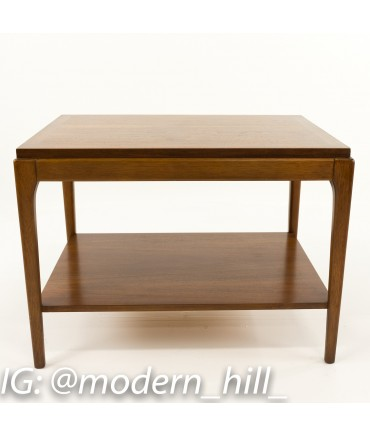 Lane Mid Century Side End Table 27 Inch