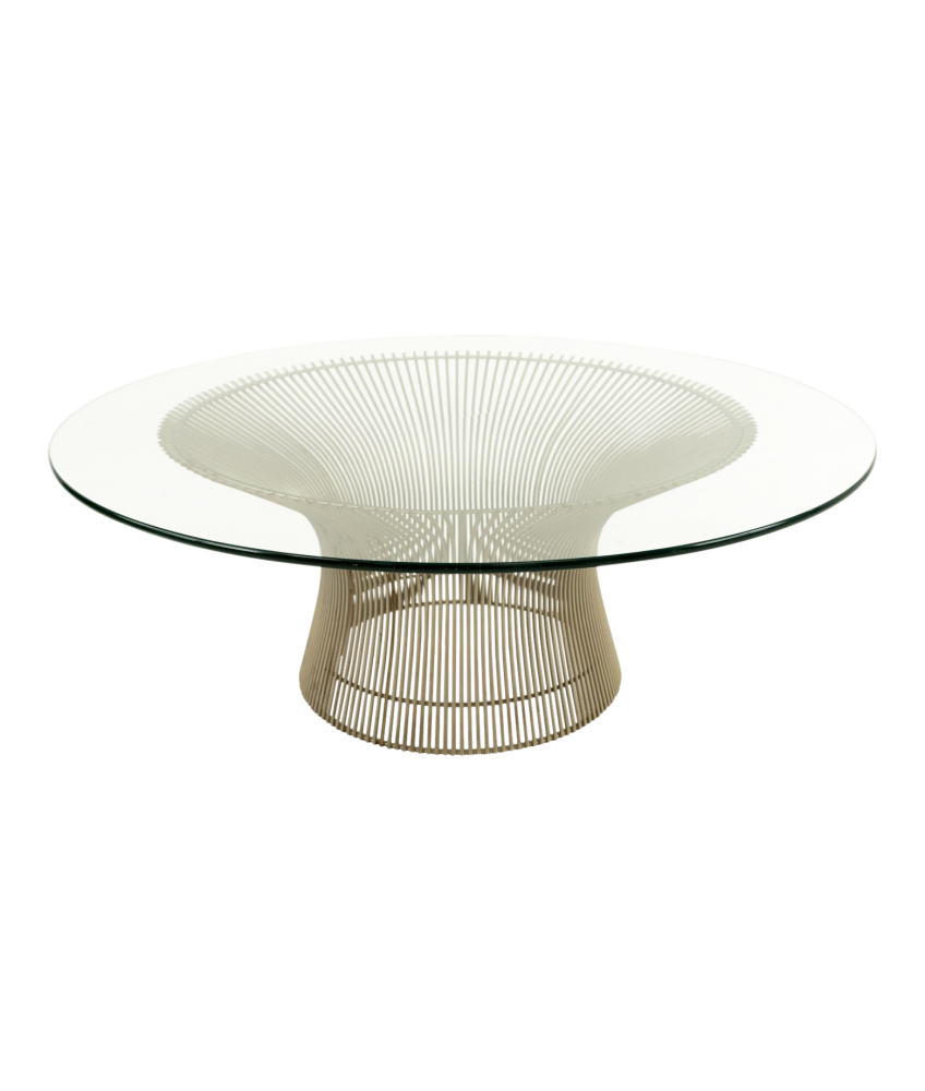 Warren Platner for Knoll Mid-Century Coffee Table