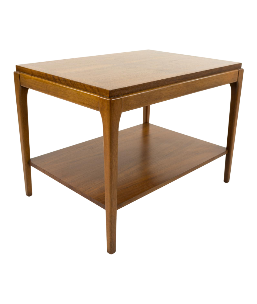Lane Mid-Century Side End Table - 27 inch