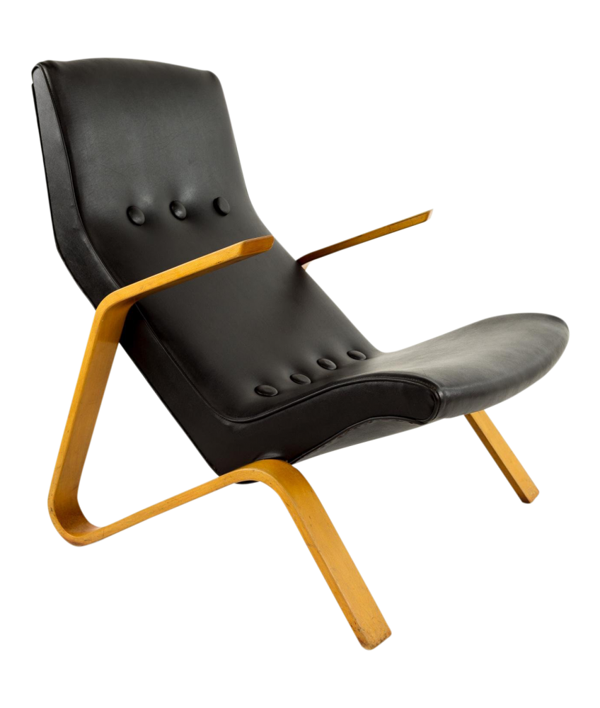 sc 1 st  Modern Hill Furniture & Eero Saarinen Mid-Century Modern Grasshopper Chair
