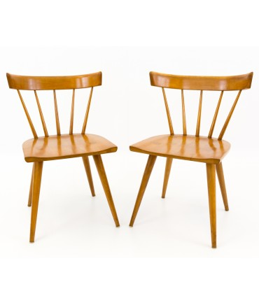 Paul McCobb for Planner Group Dining Chairs - Pair