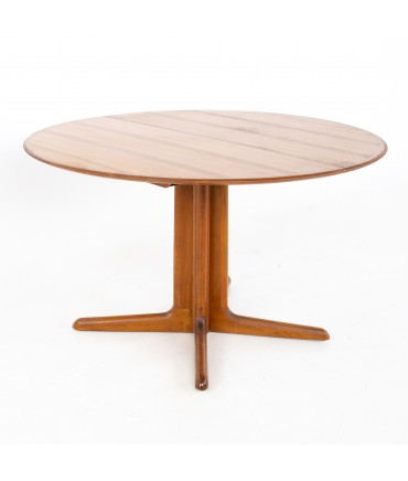 Drylund Mid Century Teak Round Dining Table