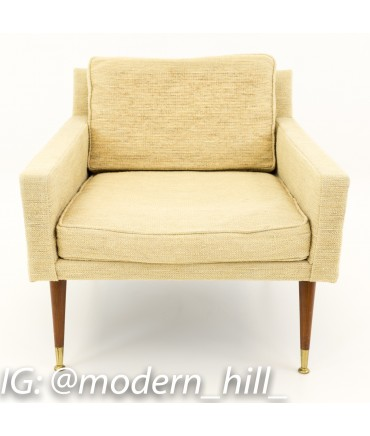 mid century modern chair styles lounge chair milo baughman style mid century modern chair