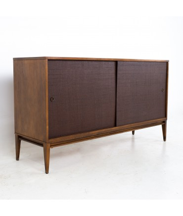 Paul McCobb for Planner Group Mid Century Solid Wood Sideboard Buffet Credenza