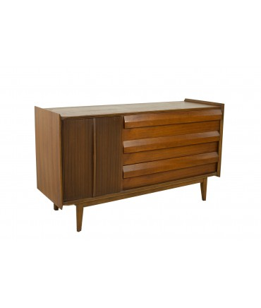 Lane First Edition Mid Century Sideboard Buffet Credenza