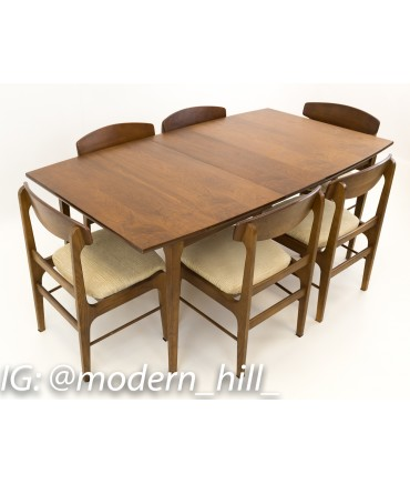 Stanley Mid Century Dining Table