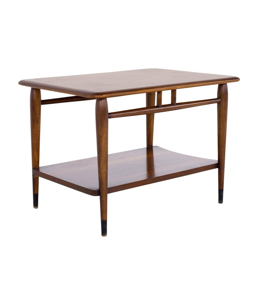 Lane Acclaim Mid Century Dovetail Side End Table