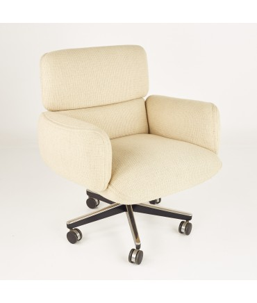 Knoll ZAPF Mid Century Upholstered Office Chair