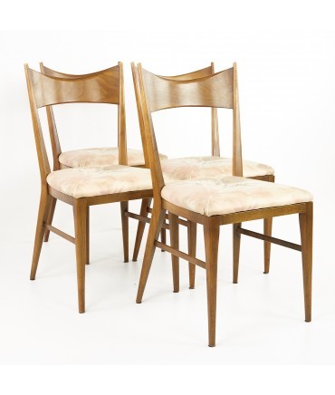 Paul McCobb for Calvin Mid Century Dining Chairs - Set of 4