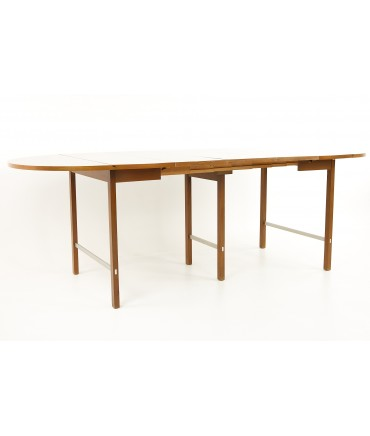 Paul McCobb for Calvin Mid Century Dining Table with Leaves