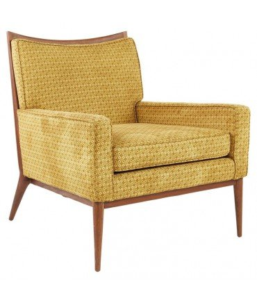 Paul McCobb for Directional Mid Century Lounge Chair