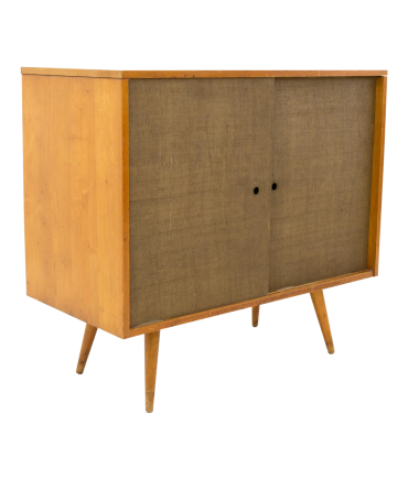 Paul McCobb for Planner Group Media Console Record Cabinet