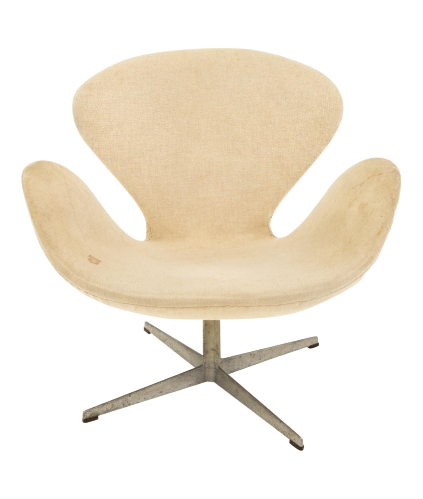 Early Arne Jacobsen for Fritz Hansen Swan Chair