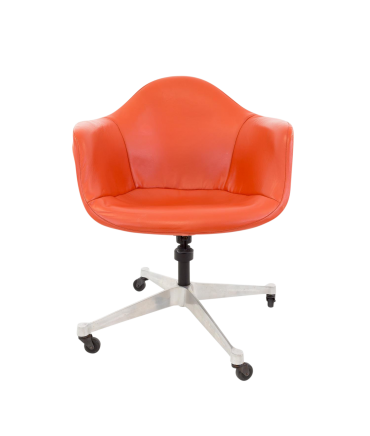 Early Charles Eames for Herman Miller Shell Desk Chair