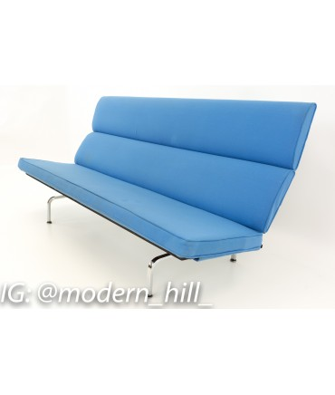 Astonishing Eames For Herman Miller Mid Century Modern Compact Daybed Sofa Forskolin Free Trial Chair Design Images Forskolin Free Trialorg