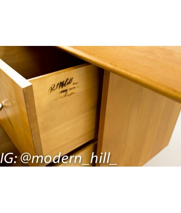 Paul McCobb Planner Group Desk and chair