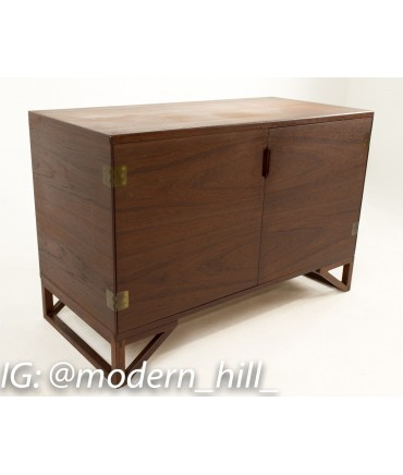 Svend Langkilde Mid Century Media Console Record Cabinet - COMING SOON