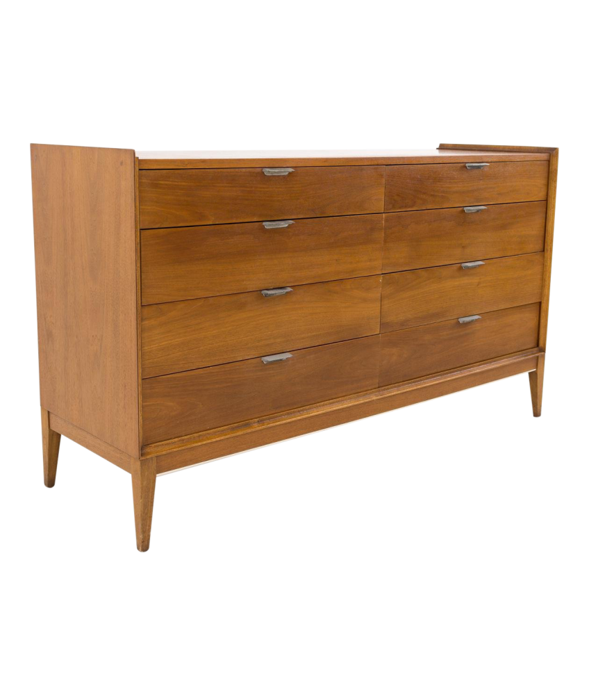 Arthur Umanoff for Cavalier Dimension Group Mid Century Lowboy Dresser