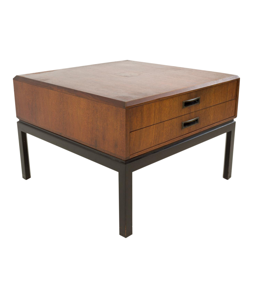 Harvey Probber Mid Century Square Side End Table