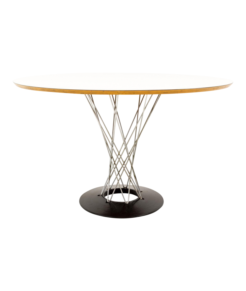 Noguchi for Knoll Mid Century Modern Extra Large 6 Person Cyclone Table
