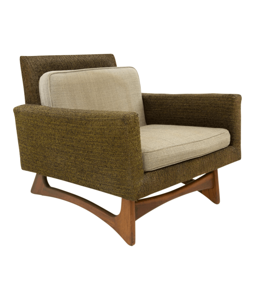 Adrian Pearsall for Craft Associates Mid Century Modern Lounge Chair