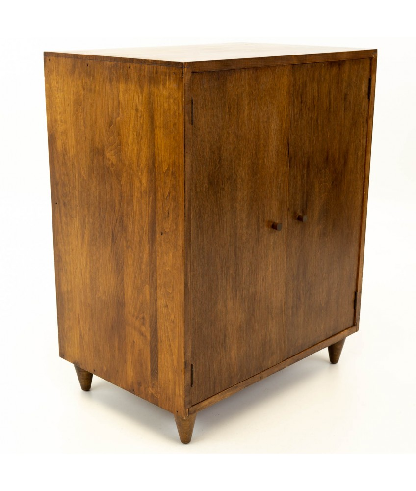 finest selection 79616 b9c2a Paul McCobb Style Small Mid Century Credenza Media Cabinet Console