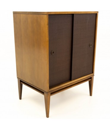 Paul McCobb for Planner Group Mid Century Modern Small Console Media Cabinet Buffet
