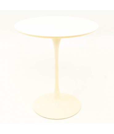 Saarinen Tulip Mid Century Modern Side End Table