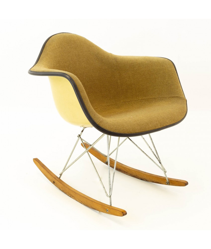 promo code 7515c fc233 Eames Mid Century Modern Rocking Chair